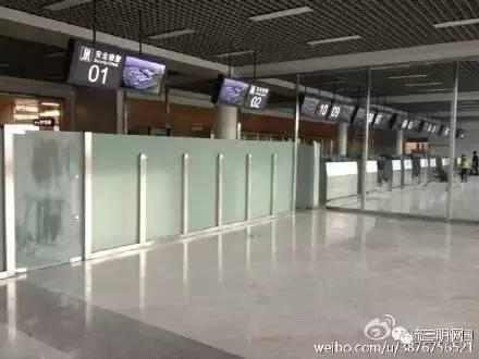 三明沙县机场试飞 来看看机场啥样子!