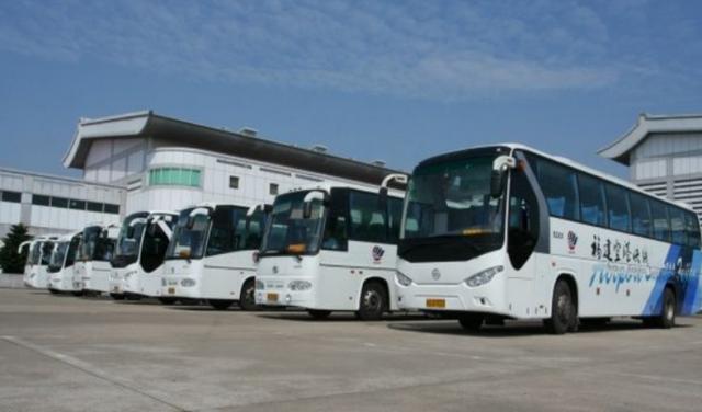 据悉,到目前为止福建空港快线已开通长乐机场至阿波罗,汽车北站,火车