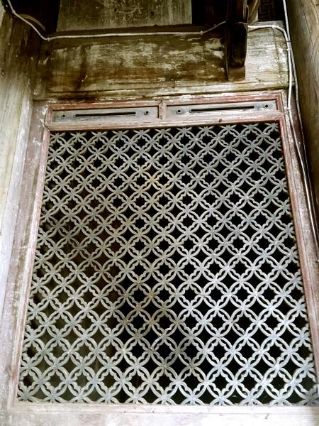大院大院木雕花板