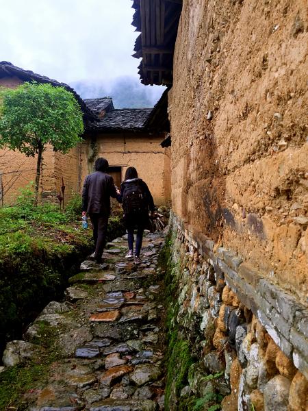 【家园】原生态古村落:福建省武夷山红园下山村