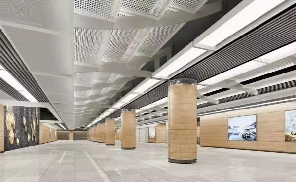 闽南古厝风格,厦门地铁一号线站台将这样装修