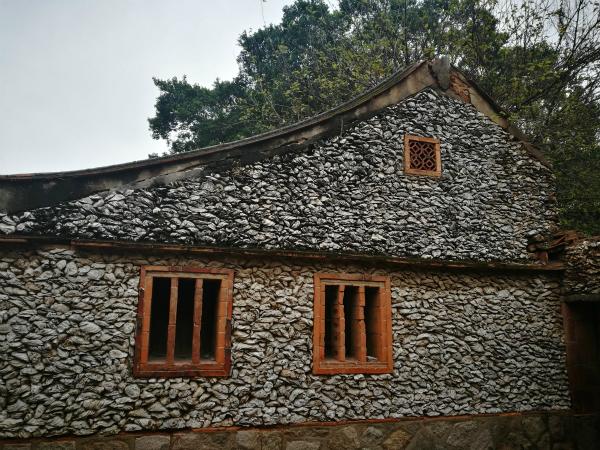 闽南老房子屋顶结构