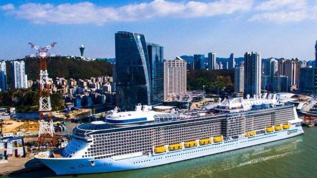 闽推进邮轮经济发展 2035年邮轮产业链基本形成