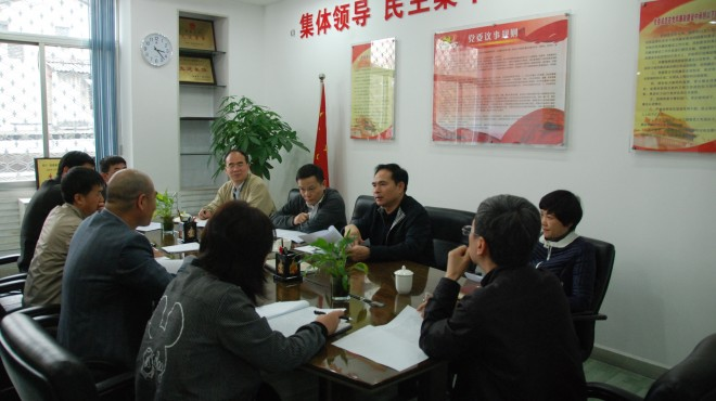 福建省广播影视集团党组书记、董事长曾祥辉到传输发射中心调研