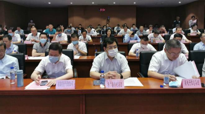"""集团领导参加""""习近平总书记给福建企业家回信6周年""""纪念大会"""