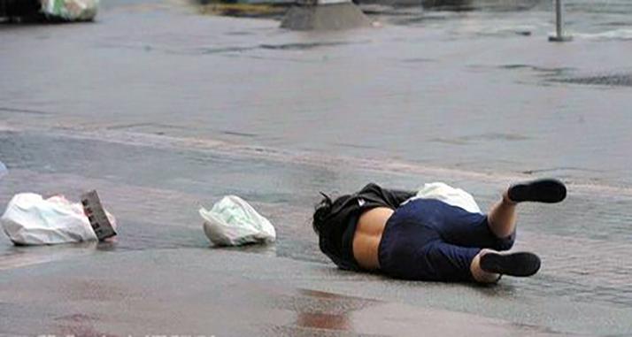 """台风""""鲇鱼""""发威致台湾20人受伤 超40万户停电"""