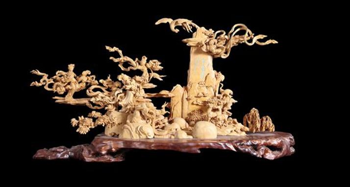 【文化遗产在福建】莆田陈氏工艺雕塑:父子三人的雕塑情怀