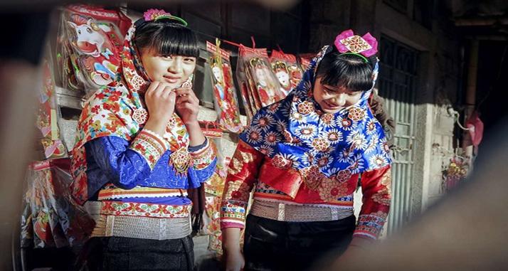 【文化遗产在w88优德易博网评级】惠安女服饰:霓裳羽衣踏浪来