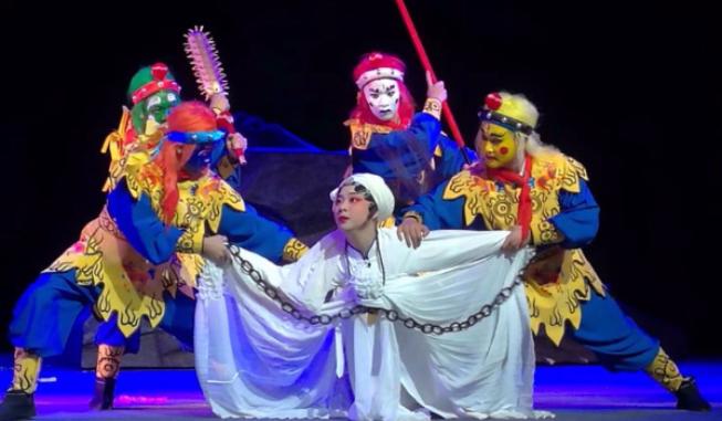 【文化遗产在福建】泉州打城戏:神鬼浮世绘