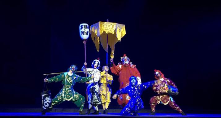 福州上演新编高甲历史剧,《浮海孤臣》亮相第十六届中国戏剧节
