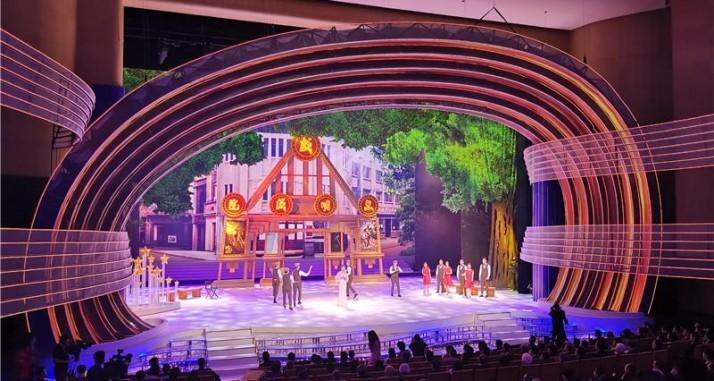 第28届中国金鸡百花电影节在厦门举行 黄坤明出席开幕式并致辞