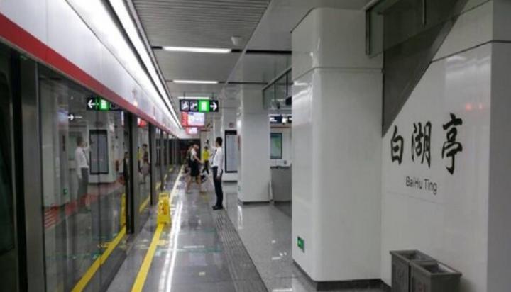福州地铁1号线南段今日正常运营