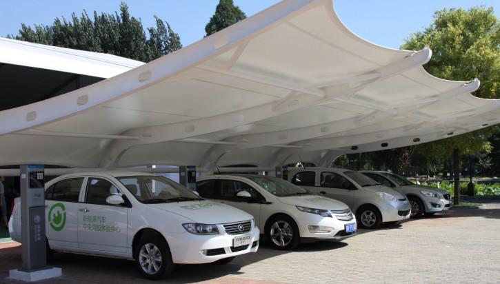 榕加快新能源汽车推广 2020年达7.5万辆