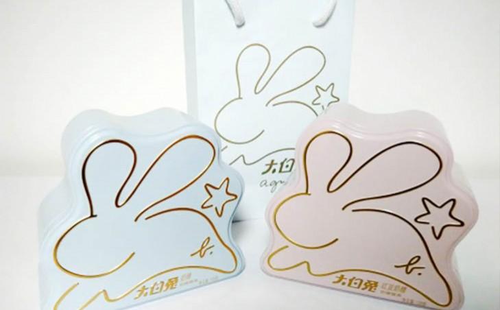 大白兔奶糖换新装涨价9倍