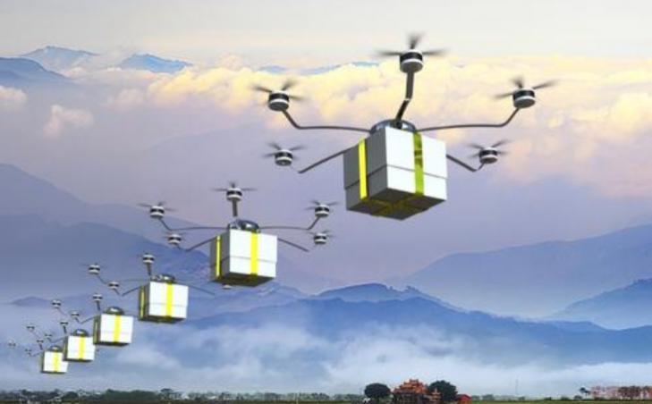 俄罗斯开发出无人机管理程序 可用于送快递