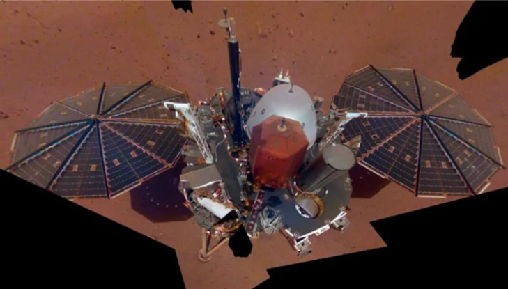 NASA提供每日火星天气查询,最高温度-17摄氏度
