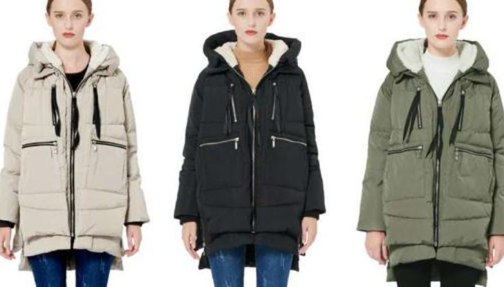 """中国无名羽绒服品牌成欧美爆款 被称""""亚马逊外套"""""""