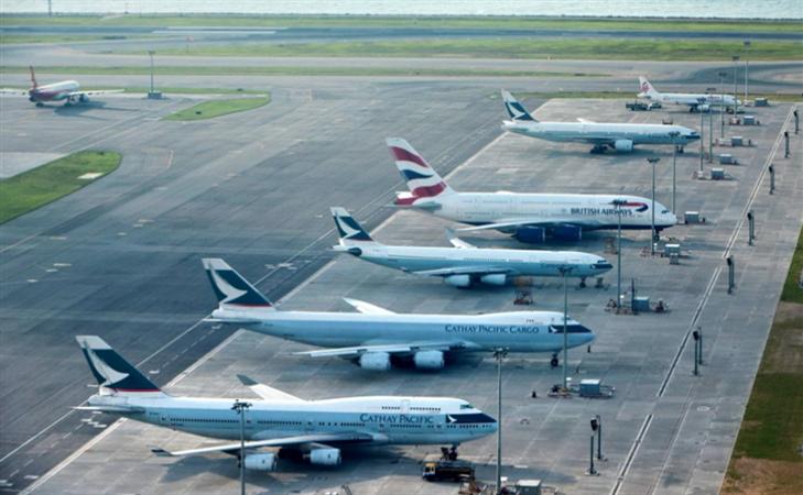 香港机场临时禁制令延长,禁止在指定地点外举行公众活动