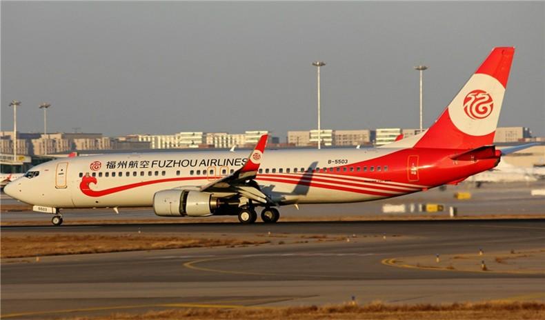 福航飞机遭乌龙灭火 发动机报废损失2千万美元