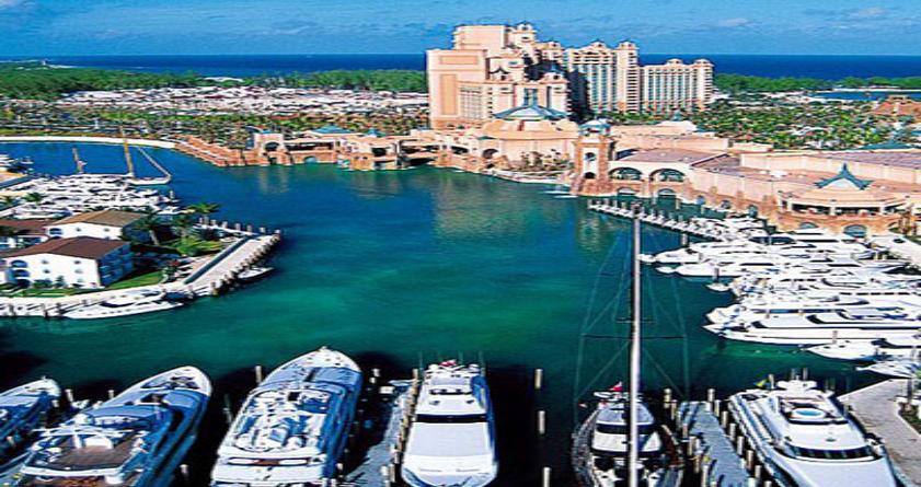 十大富人最喜欢的世界度假圣地