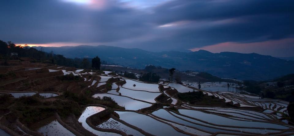 尤溪联合梯田:中国史上开凿最早的古梯田群