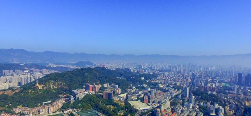 """一季度全国城市""""气质""""排名 福州居第六位"""