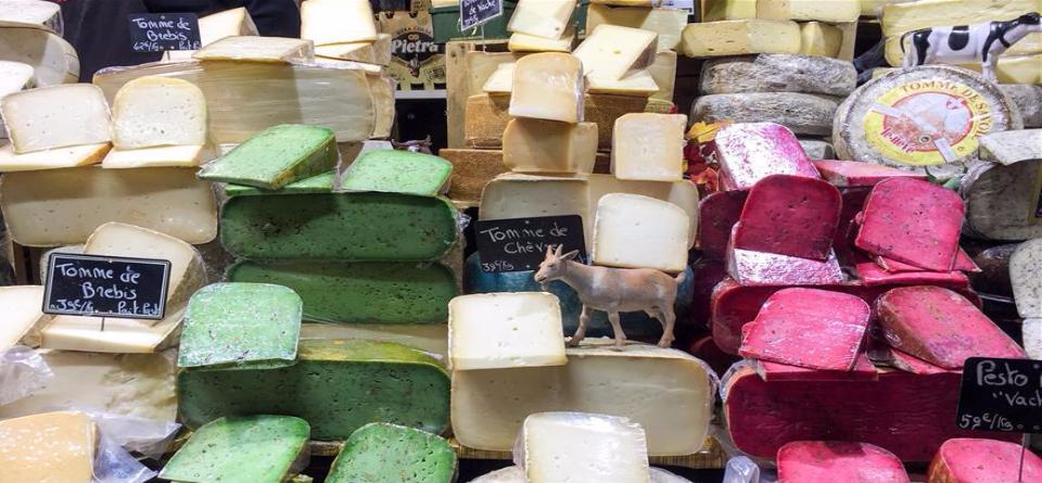 一带一路好味道--奶酪