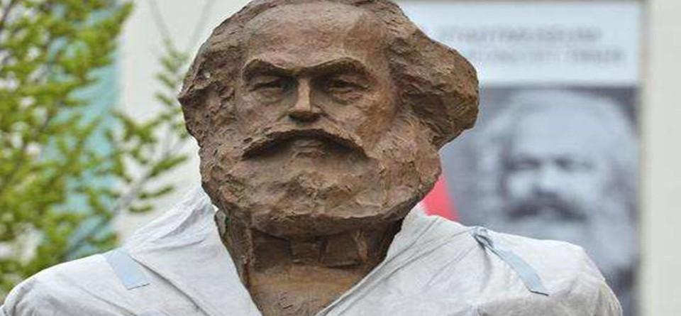 马克思诞辰200周年前夕 中国赠铜像在其故乡落成