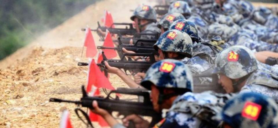 """""""国际军事比赛-2018"""",中国空降兵来啦"""