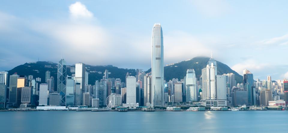中国城市综合竞争力香港居首