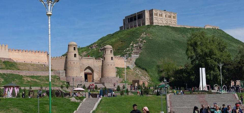 丝绸之路上的古城——吉萨尔城堡(2)