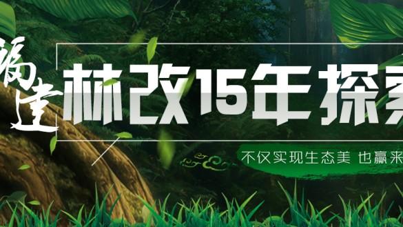 福建林改15年探索