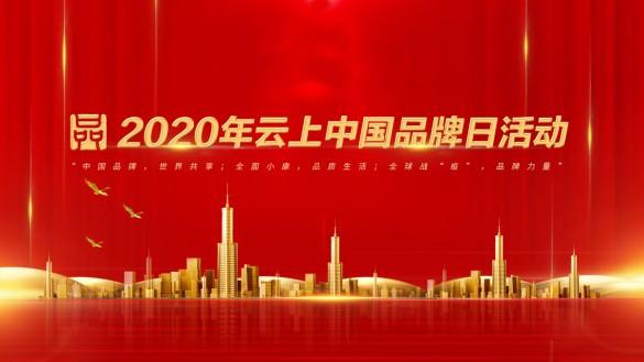 2020年云上中国品牌日活动