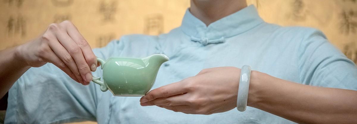 韵高致静之宋代茶文化