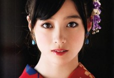 日本千年难遇美女走红