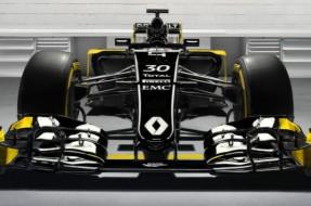 久别重逢 雷诺厂队回归F1发布新车RS16