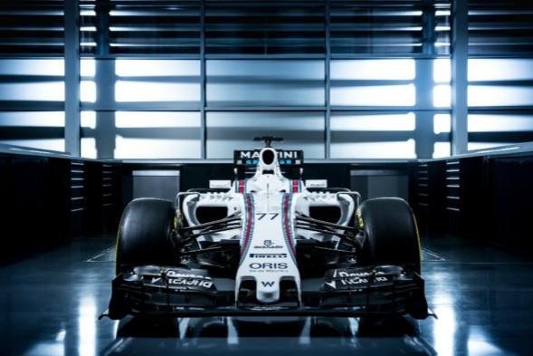 F1冬测开启 车队们全体拿出了今年的新车作品