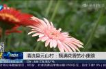 清流县元山村:飘满花香的小康路