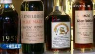 英国将举办最大私人收藏威士忌拍卖会